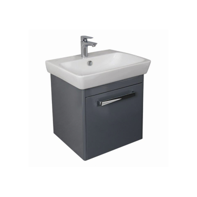 M-Line Washbasin Unit, 60 cm, Dark Elm
